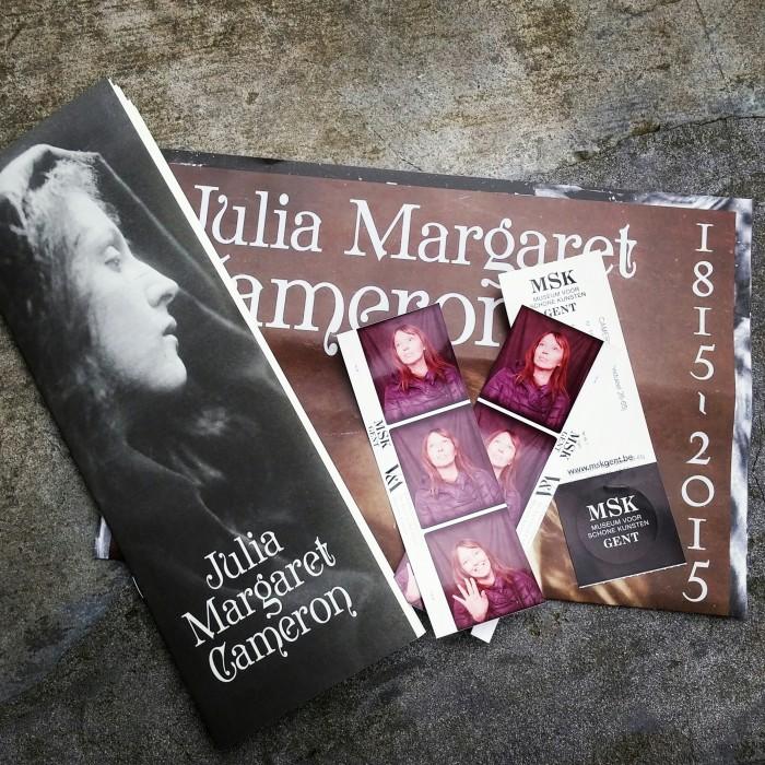 Julia Margaret Cameron au MSK Gent