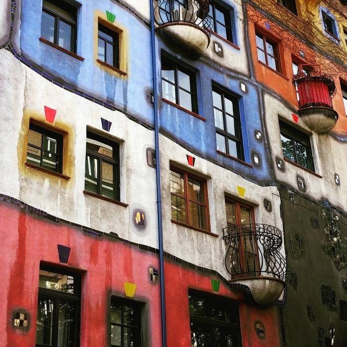 The Hundertwasser House