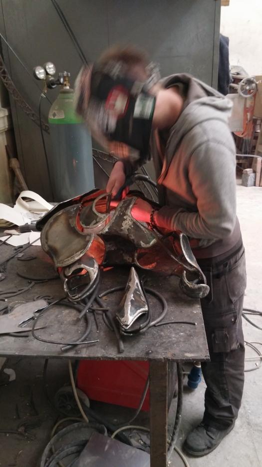 Rencontre avec Thibault Feron, sculpteur