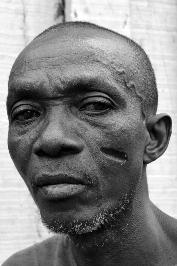 Laurent Diby, Réné Tosavy, Scari'face, Abidjan, 2013